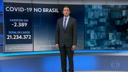 Ceará registra 12 mil casos a menos de Covid-19 após mudanças no sistema IntegraSUS - G1