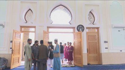 Explosão perto de mesquita em Cabul deixa mortos, afirma porta-voz do Talibã