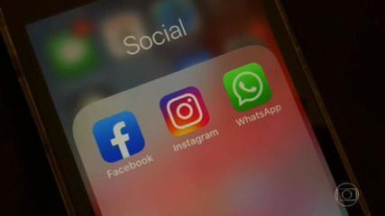 Facebook, Instagram e WhatsApp param de funcionar e afetam 2,8 bilhões de pessoas no mundo