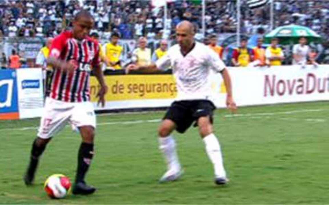 Melhores momentos: Corinthians 2 x 1 São Paulo pela semifinal do Paulistão 2009