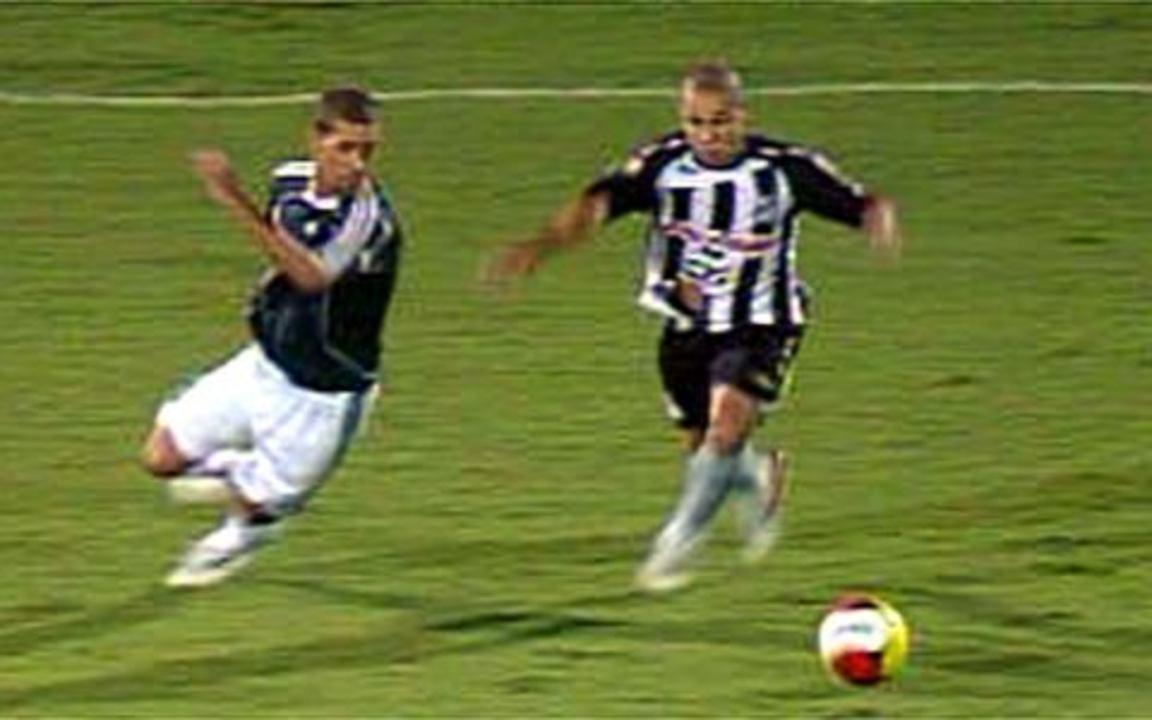 Melhores momentos: Palmeiras 1 x 2 Santos pela semifinal do Paulistão 2009