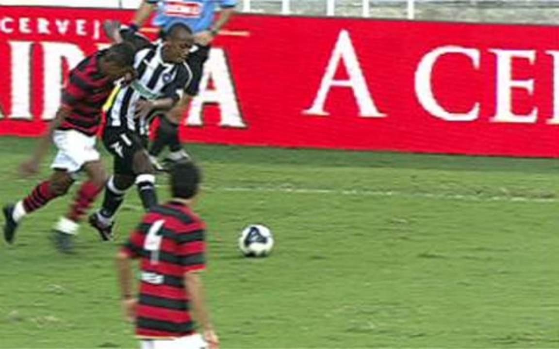 Melhores momentos: Flamengo 1 x 0 Botafogo pela final da Taça Rio 2009