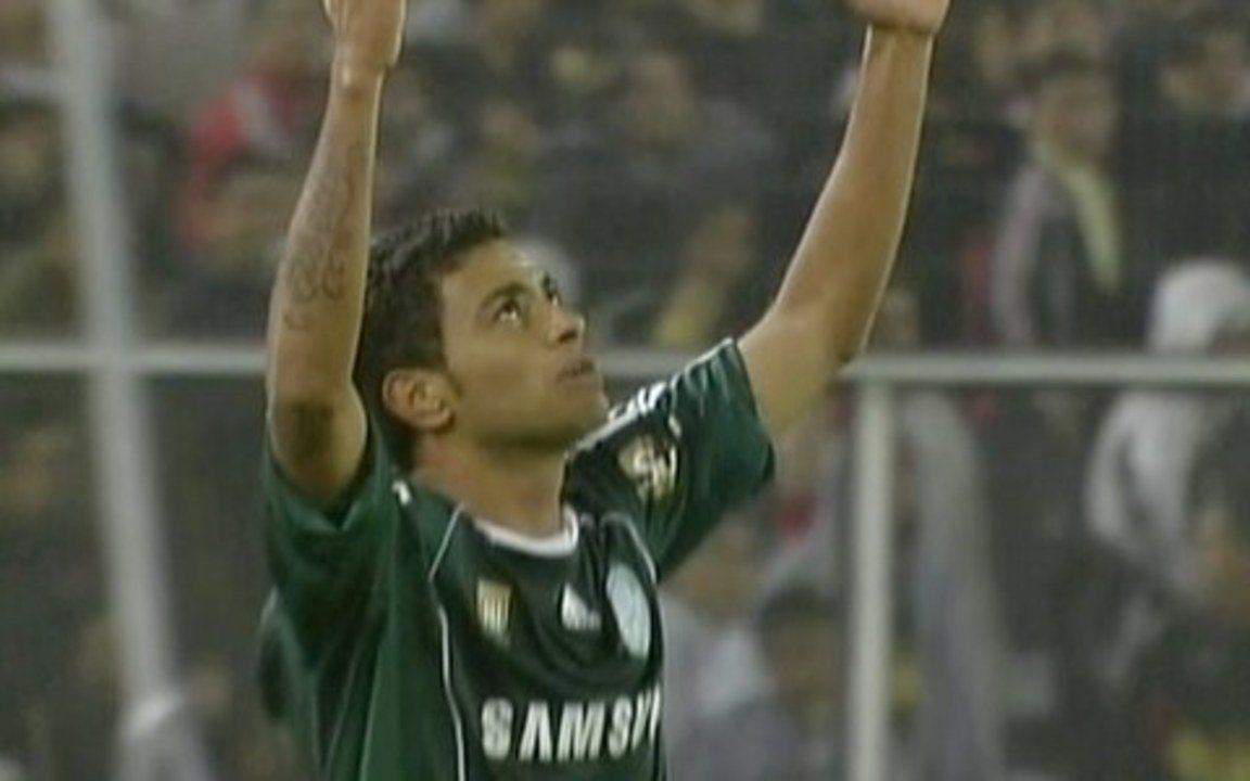 Palmeiras vence o Colo Colo por 1 a 0 e se classifica para próxima fase da Libertadores