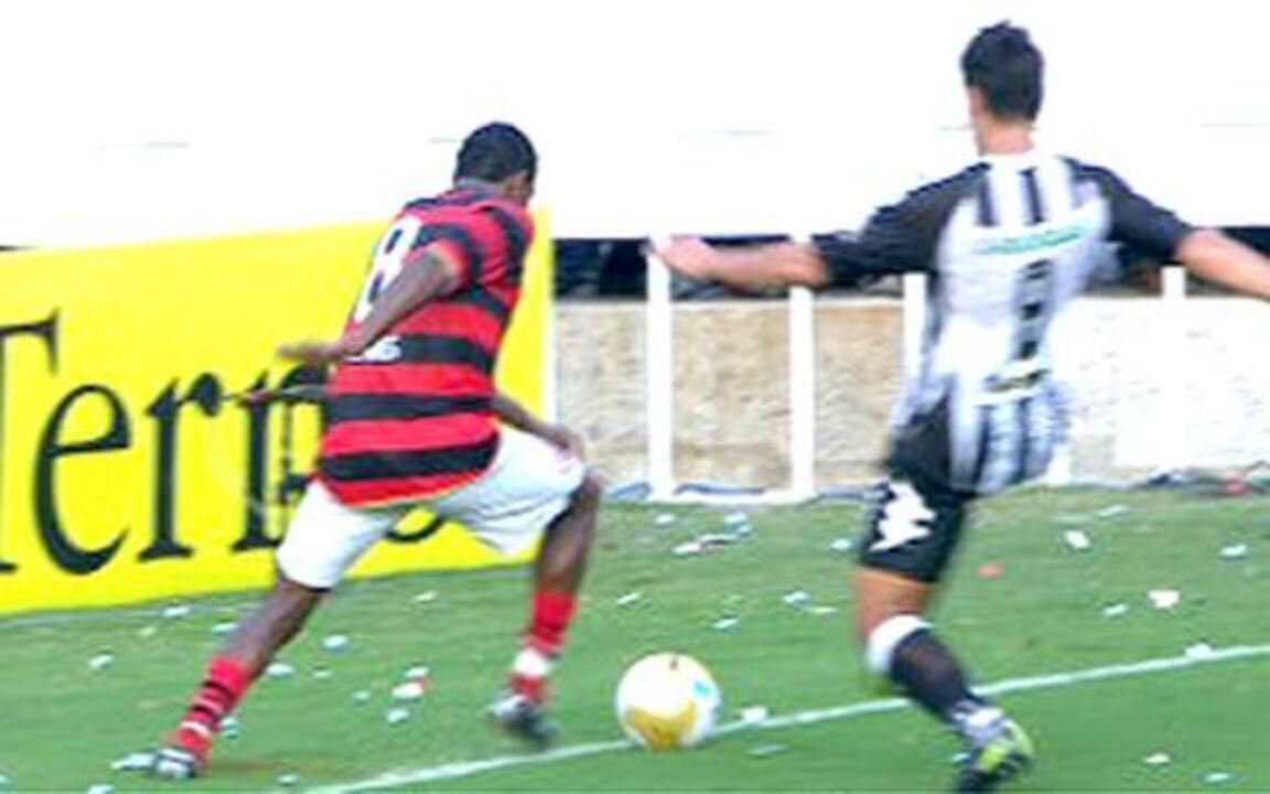 Melhores momentos: Botafogo 2 x 2 Flamengo pelo 2º jogo da final do Carioca 2009