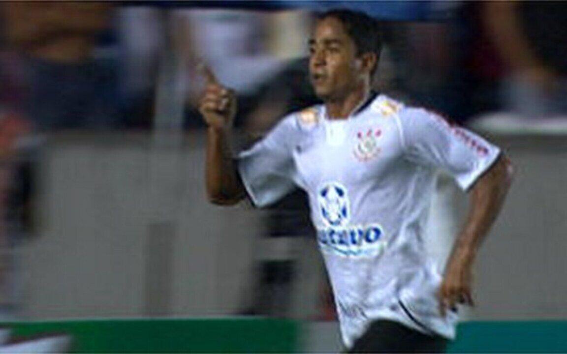 Os gols de Fluminense 2 x 2 Corinthians pelas quartas de final da Copa do Brasil 2009