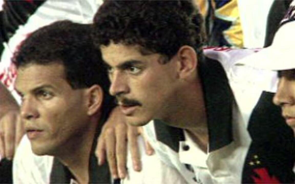 Em 1993, Vasco vence o Fluminense por 2 a 0 pelo Campeonato Carioca