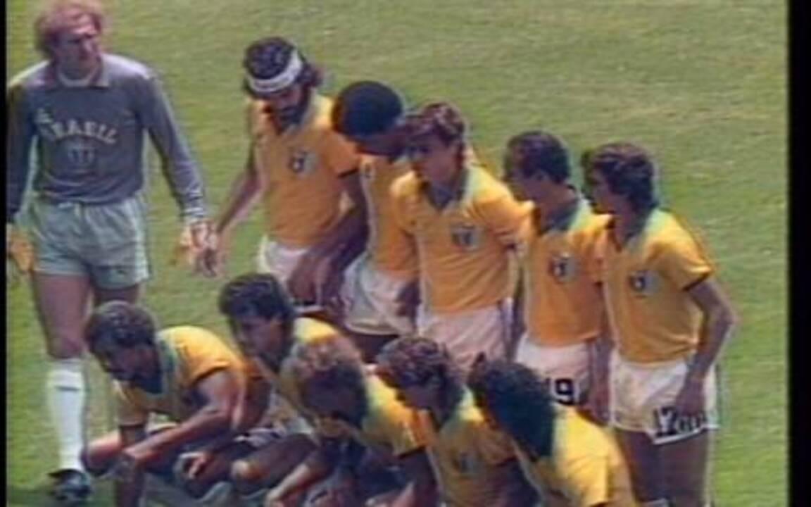 Melhores momentos: Brasil 1 x 0 Espanha pela Copa do Mundo de 1986