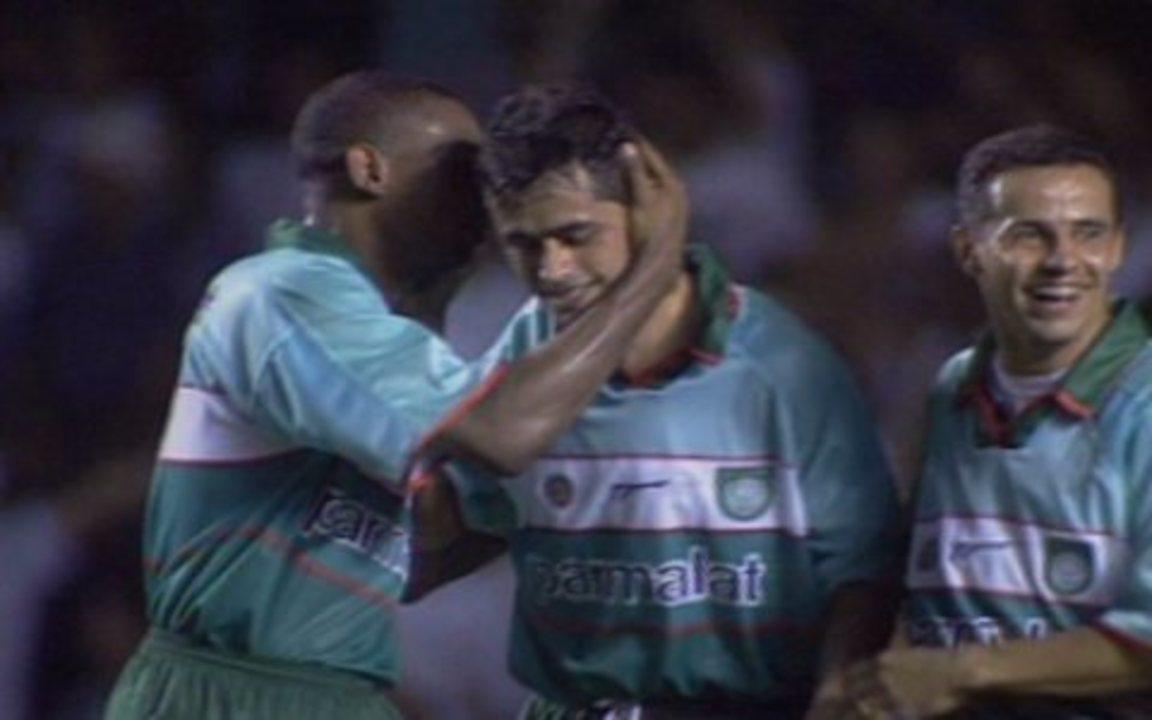 Palmeiras ganhou o Rio-São Paulo de 2000 com camisa diferente