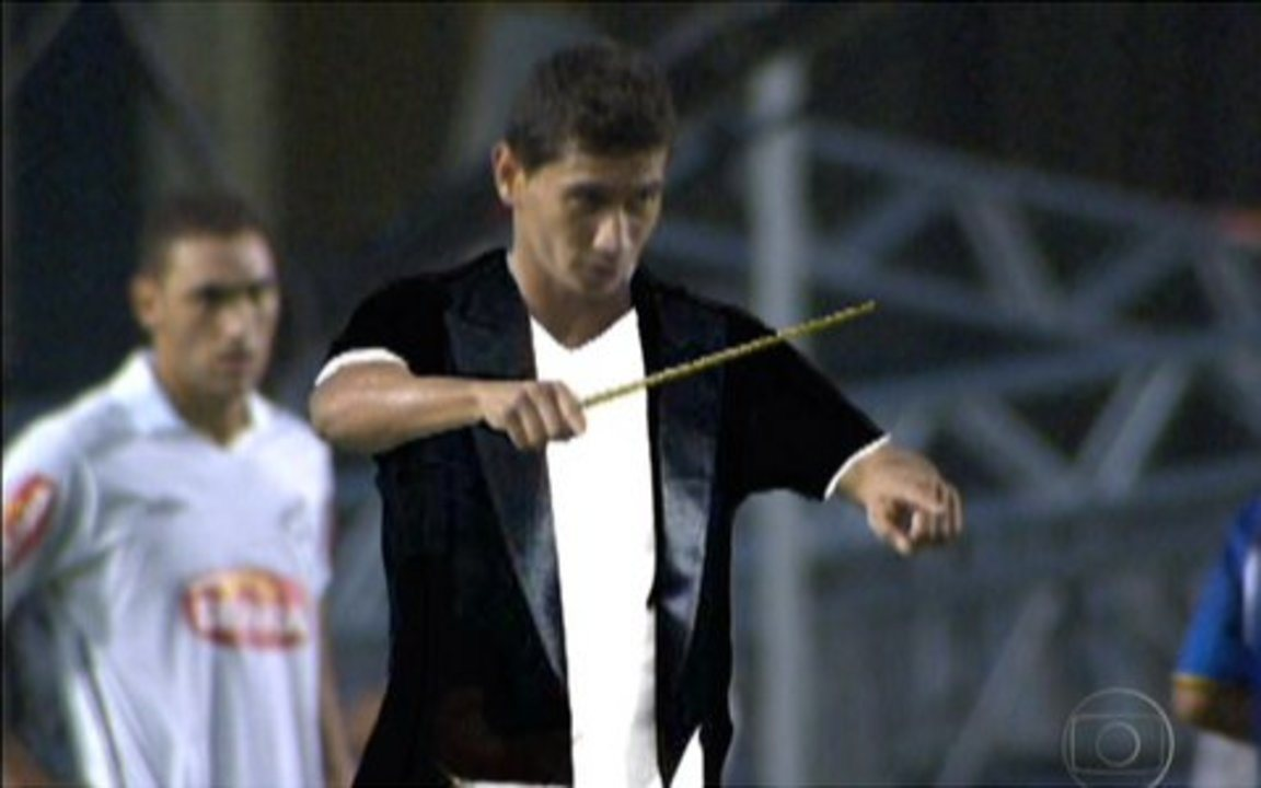 Maestro do Santos, Ganso comanda a