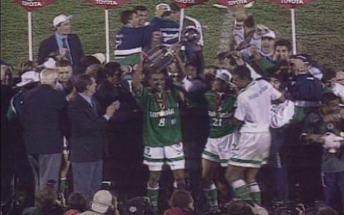 Em 1999, Palmeiras é campeão da Taça Libertadores da América