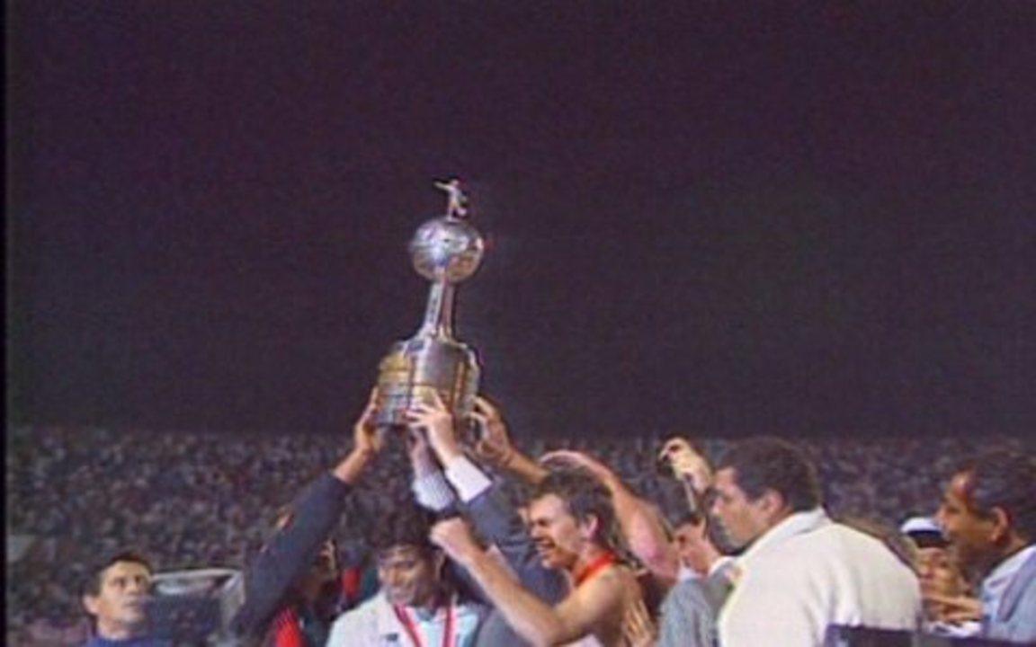Em 1992, São Paulo conquista a Taça Libertadores da América
