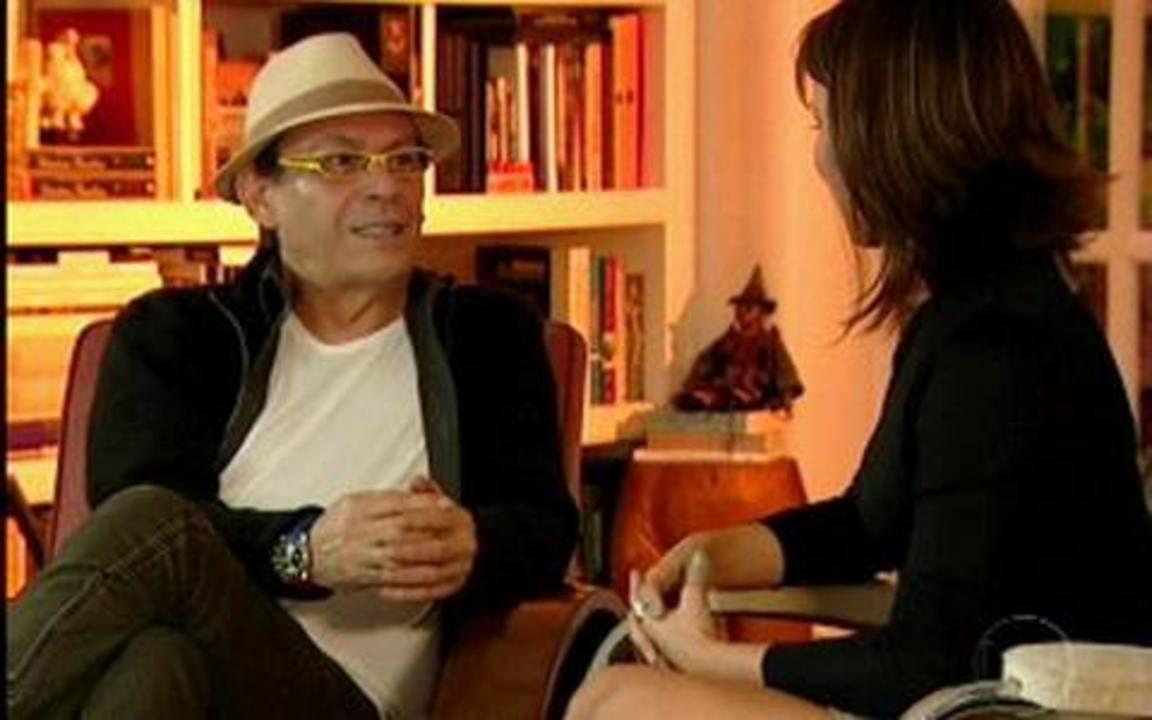 Túnel do Tempo: José Wilker fala dos 25 anos de Roque Santeiro