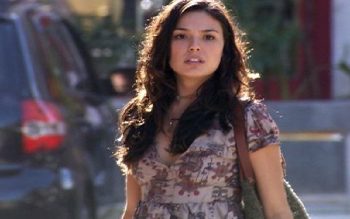 Ti-ti-ti - capítulo de sábado, dia 25/09/2010, na íntegra - Luisa avança com o carro em direção a Marcela