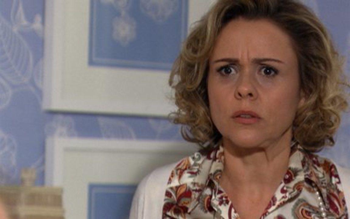 Ti-ti-ti, capítulo de terça feira, dia 12/10/2010, na íntegra - Bruna flagra Edgar fazendo planos para o futuro com Marcela