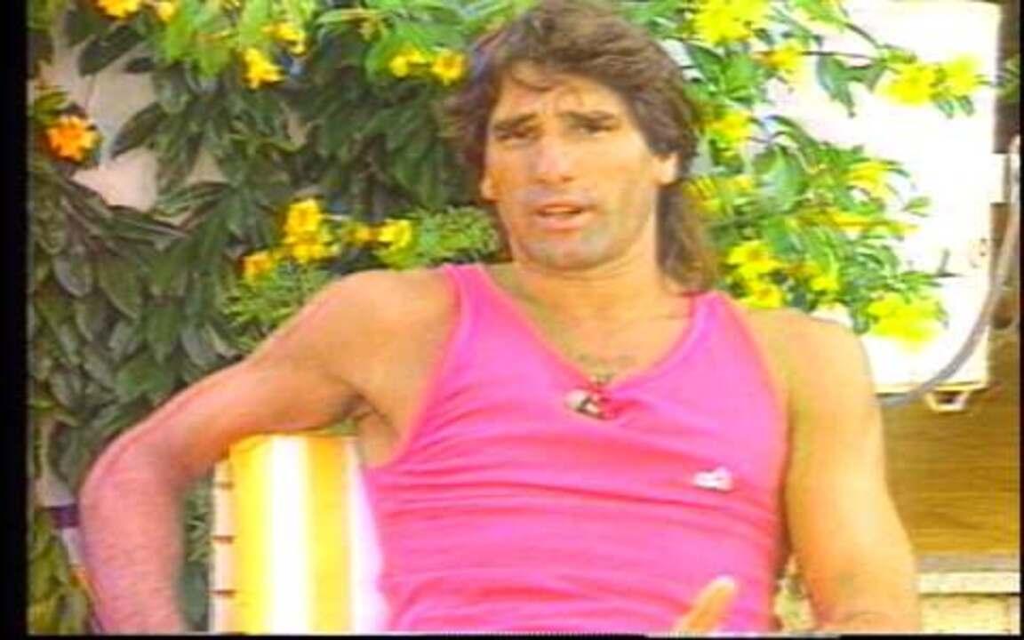 Em 1990, o jeito de ser e de viver de Renato Gaúcho