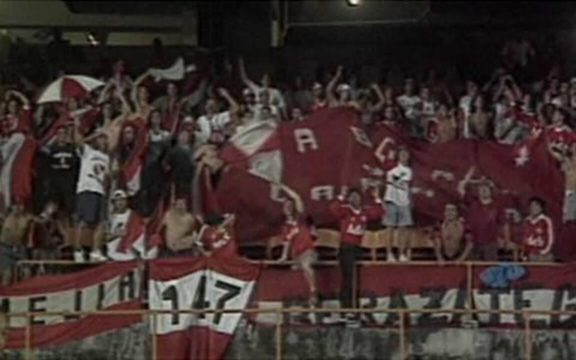 Em 1995, Flamengo perde para o Independiente o título da SuperCopa da Libertadores