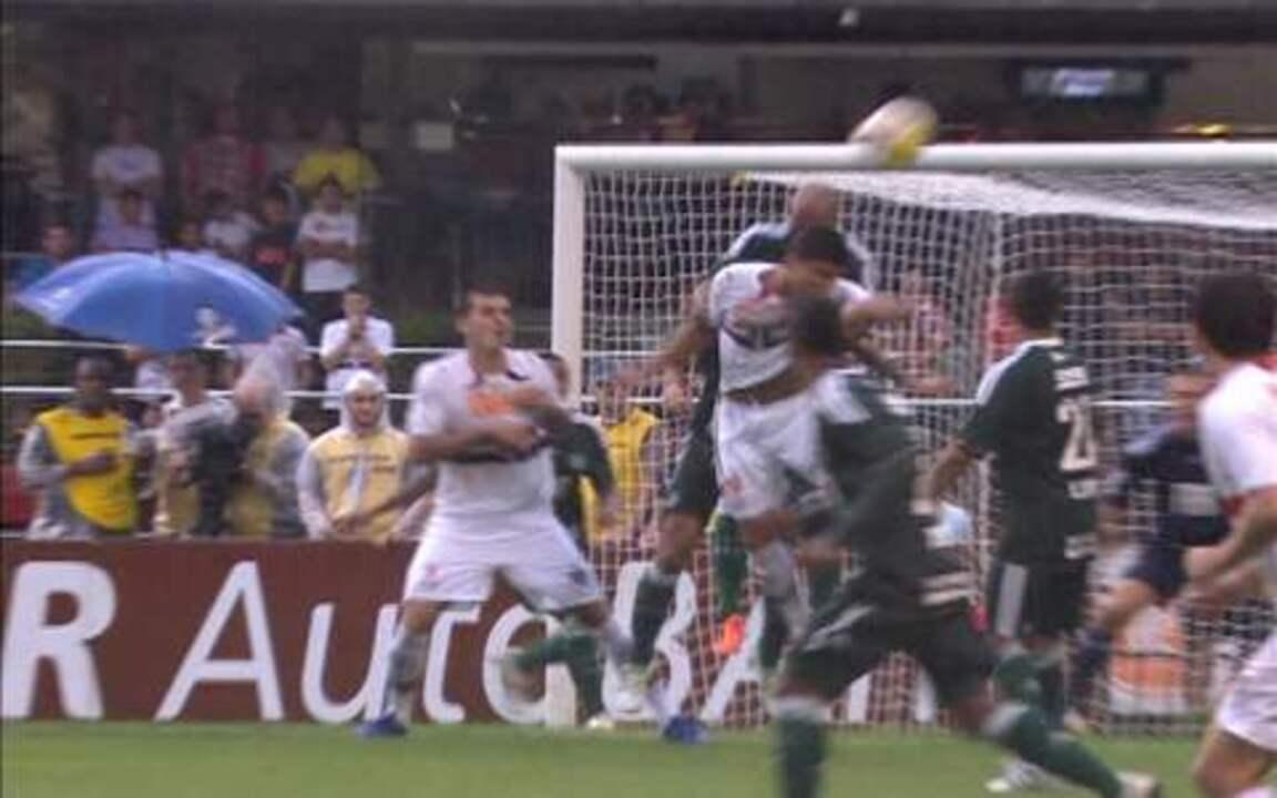 Melhores momentos: São Paulo 1 x 1 Palmeiras pela 10ª rodada do Paulistão 2011