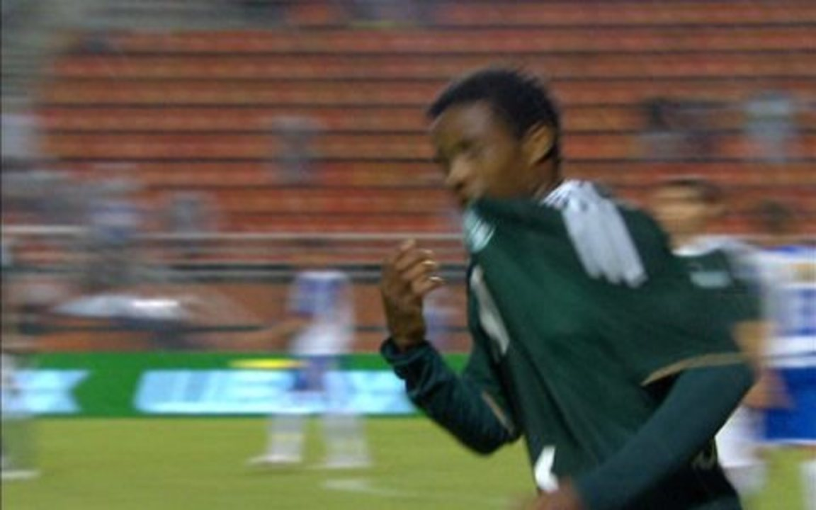 Os gols de Palmeiras 5 x 1 Comercial-PI pela 1ª fase da Copa do Brasil 2011
