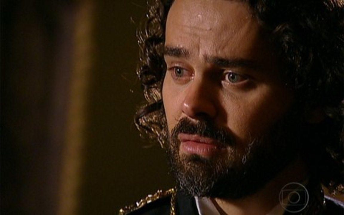 Capítulo de 10/05/2011 - Augusto invade a fazenda para resgatar sua filha e levá-la para a prefeitura. Cícero ouve Herculano dizer que Jesuíno é seu filho.