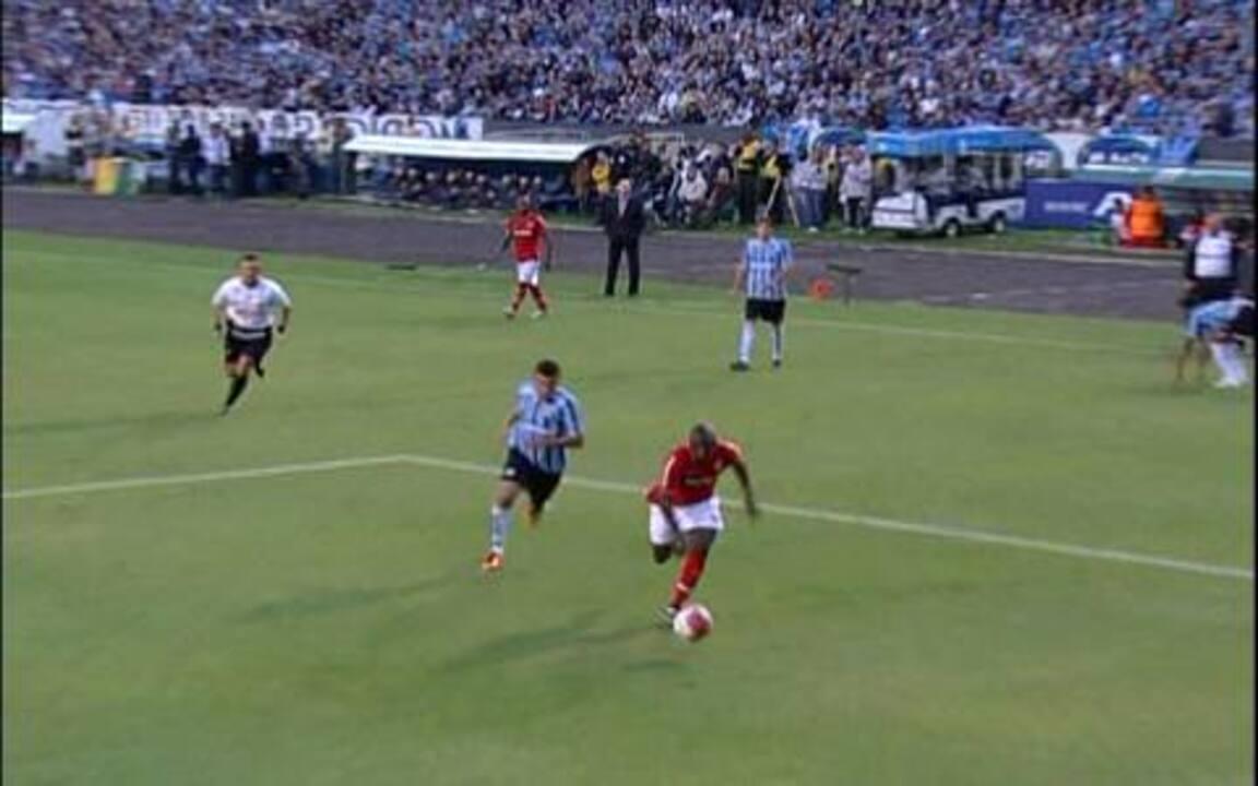 Melhores momentos: Grêmio 2 (4) x (5) 3 Internacional pela final do Campeonato Gaúcho 2011