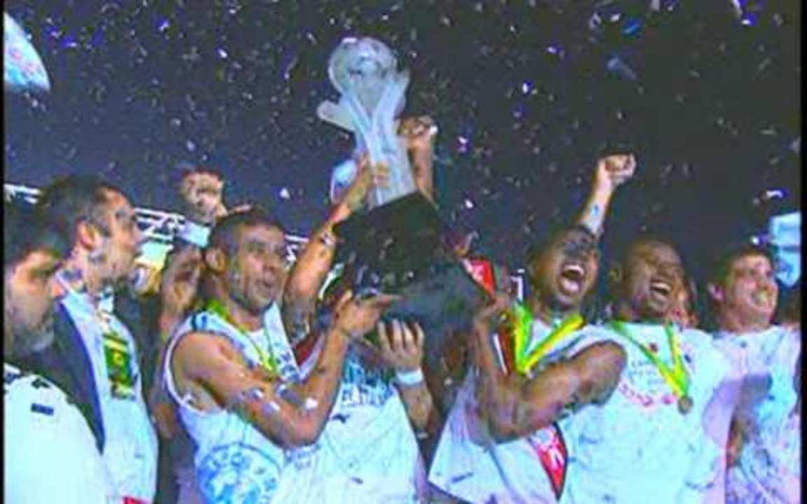 Em 2006, Flamengo vence Vasco por 1 a 0 e conquista a Copa do Brasil