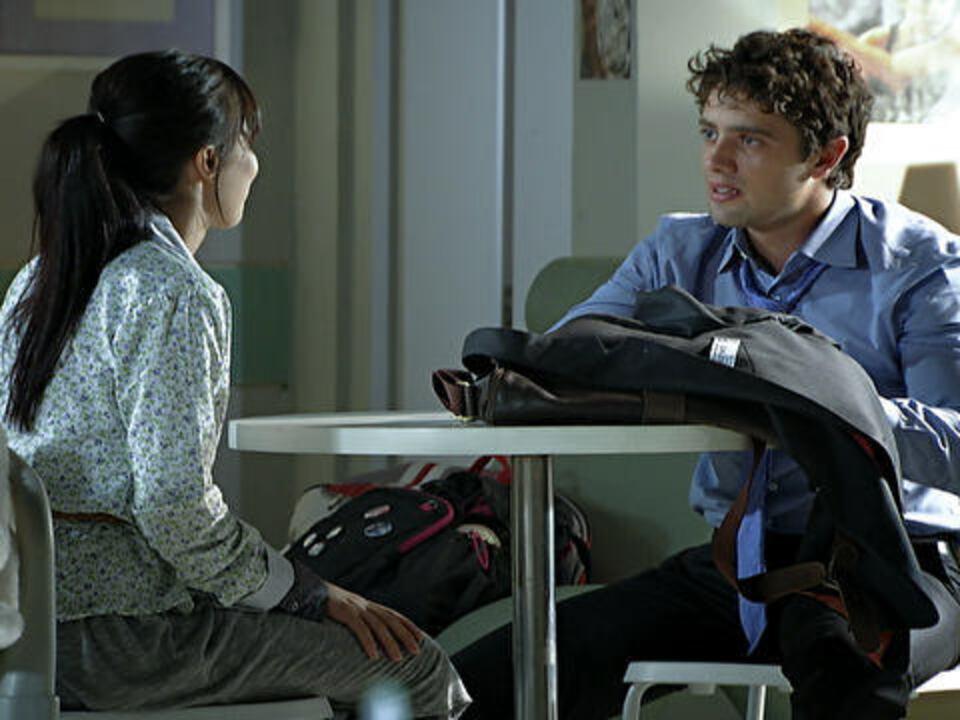 A Vida da Gente - capítulo de segunda-feira, dia 31/10/2011, na íntegra - Manu convida Rodrigo para morar com ela em Gramado
