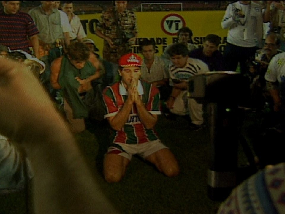 Em 1995, Fluminense vence o Flamengo por 3 a 2 e conquista o Campeonato Carioca