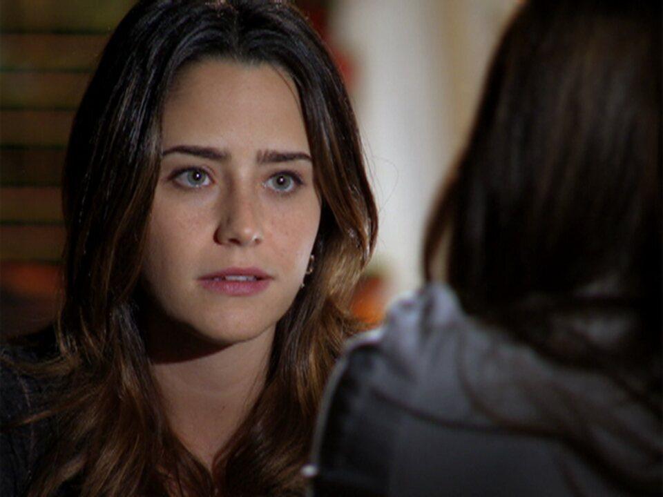 A Vida da Gente - capítulo de segunda-feira, dia 23/01/2012, na íntegra - Ana fica sabendo que Lúcio está namorando