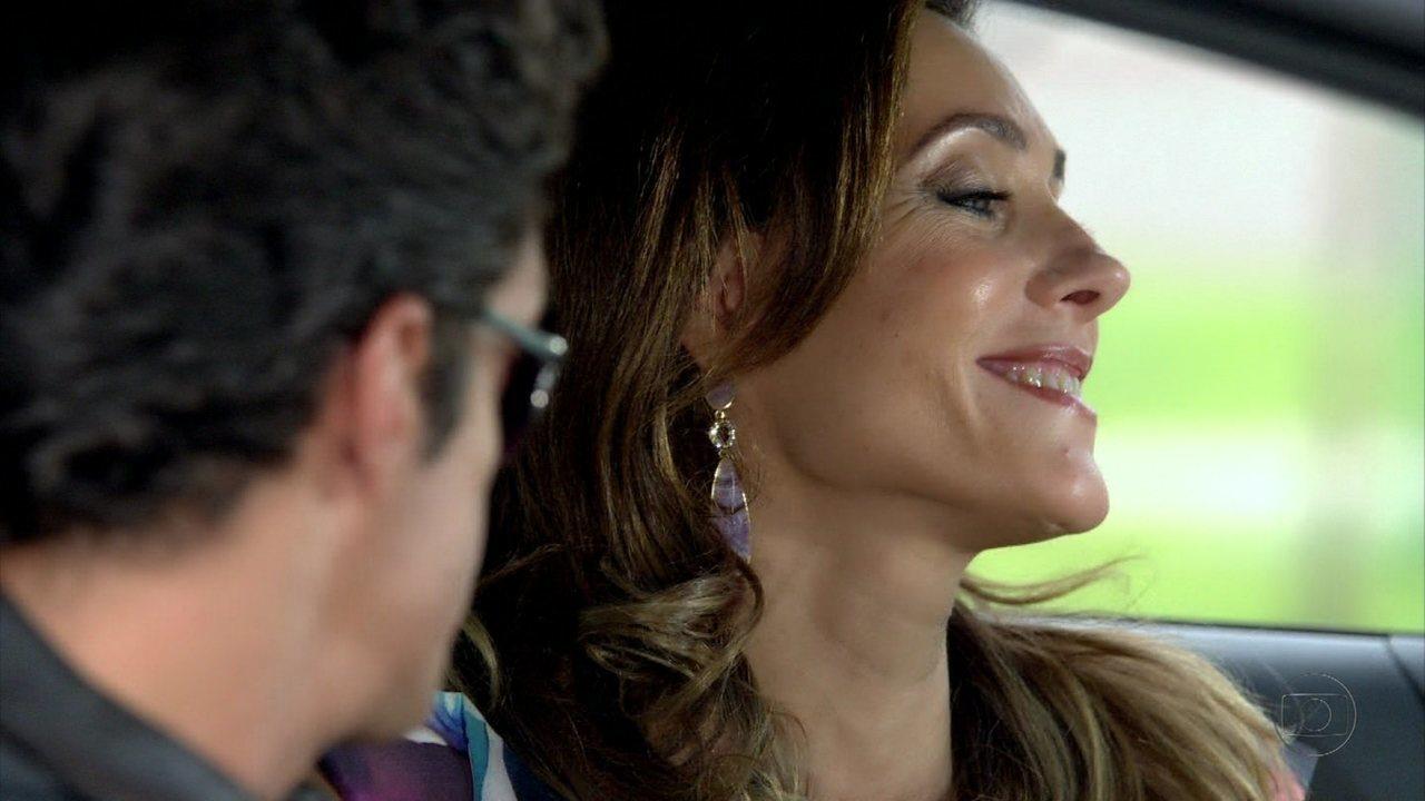 Fina Estampa - Capítulo de quarta-feira, dia 21/03/2012, na íntegra - Tereza Cristina conta plano para sequestrar Griselda