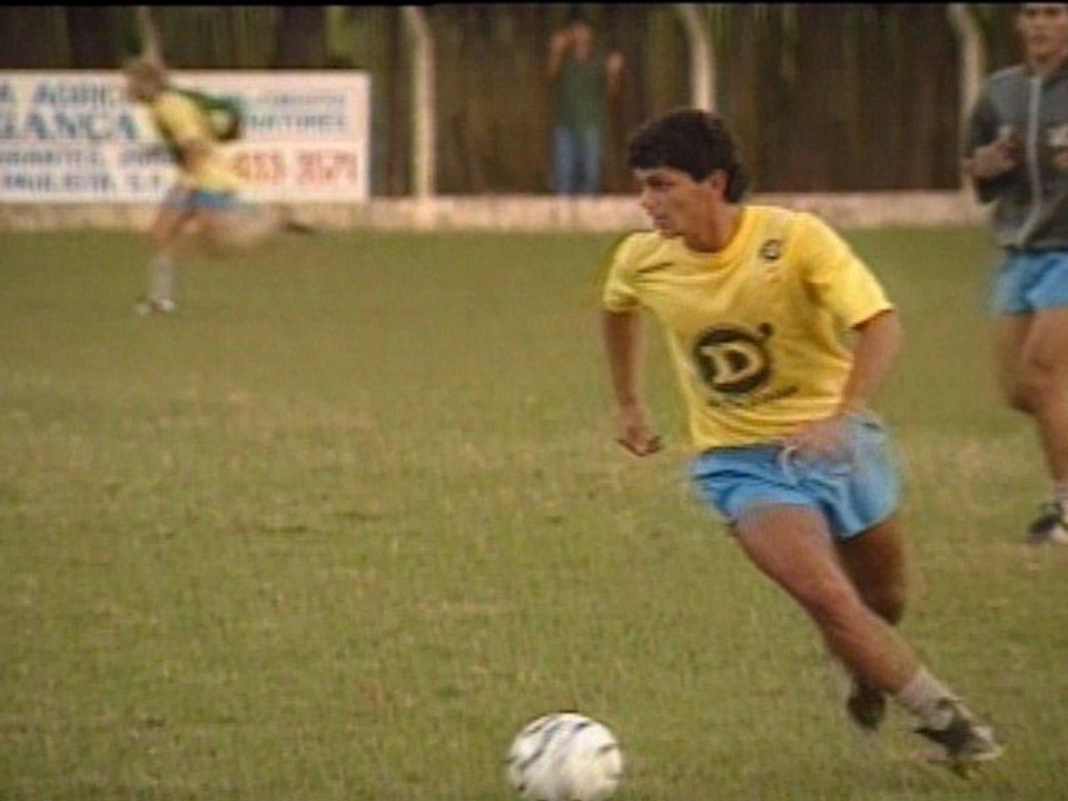 Em 1991, Bragantino encara o Fluminense na semifinal do Brasileirão