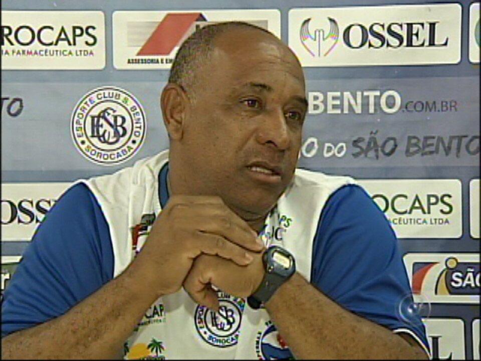 Emocionado, Claudinho Anacleto explica saída do São Bento