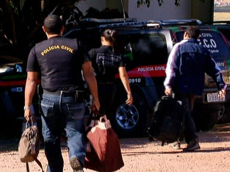 Polícia faz operação para prender suspeitos de desviar dinheiro do programa DF Digital