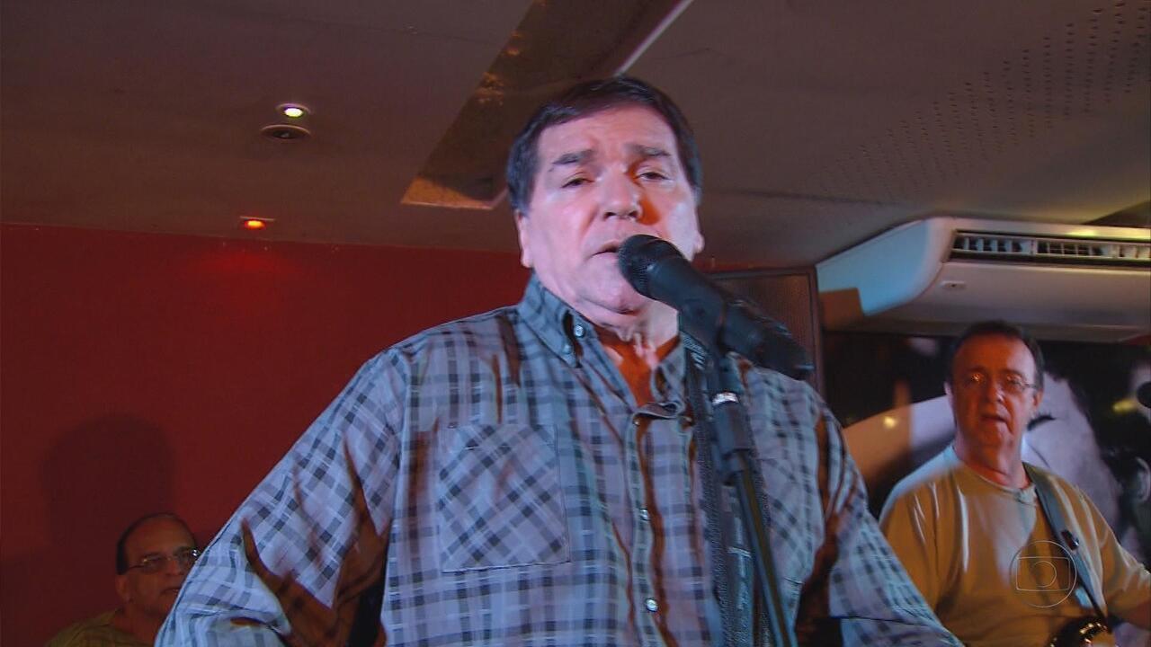 Jerry Adriani está de volta ao Recife com novo show