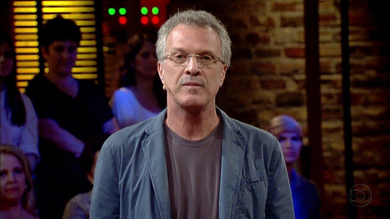 Na Moral - Programa de 16/08/2012, na íntegra - Pedro Bial promove debate sobre dinheiro