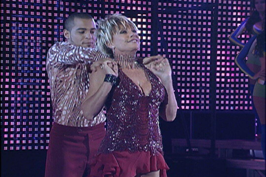 Relembre momentos de Ana Maria Braga no Dança dos Famosos