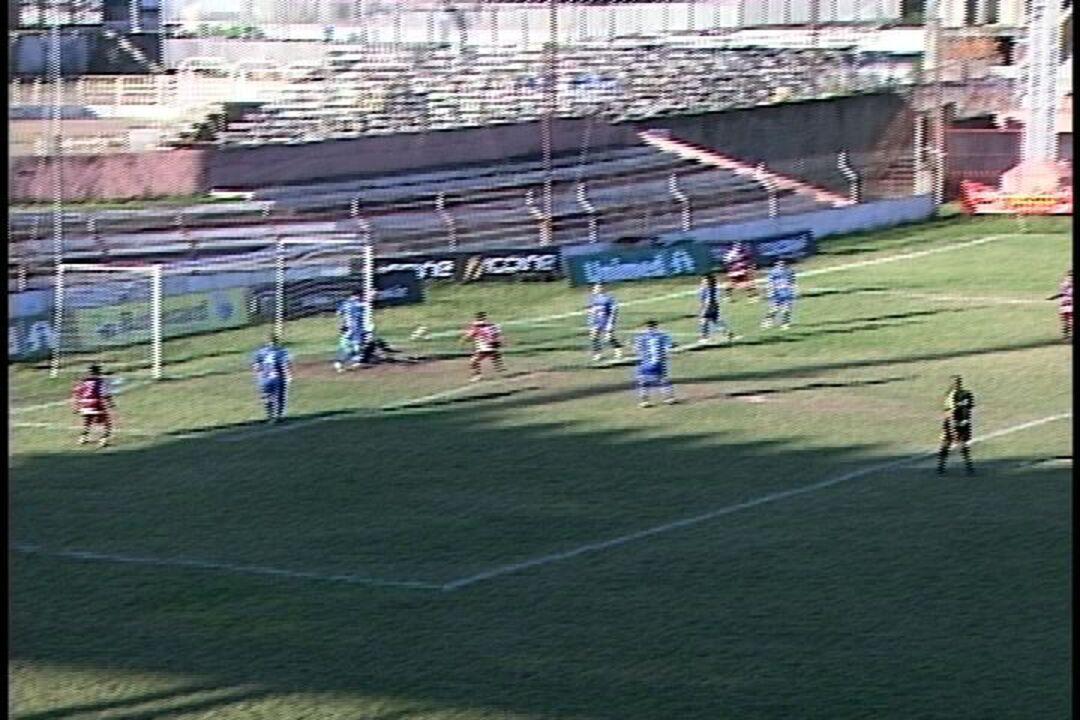 Os gols de Desportiva Ferroviária 3 x 1 Vitória-ES pela Copa Espírito Santo 2012