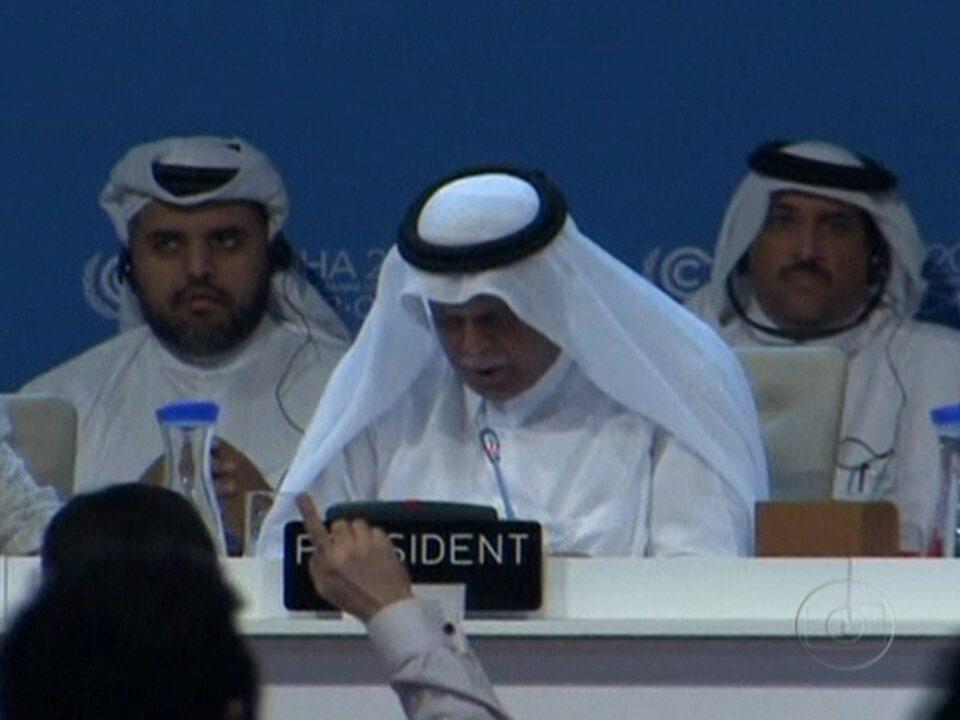 Conferência do Clima da ONU estende Protocolo de Kyoto até 2020