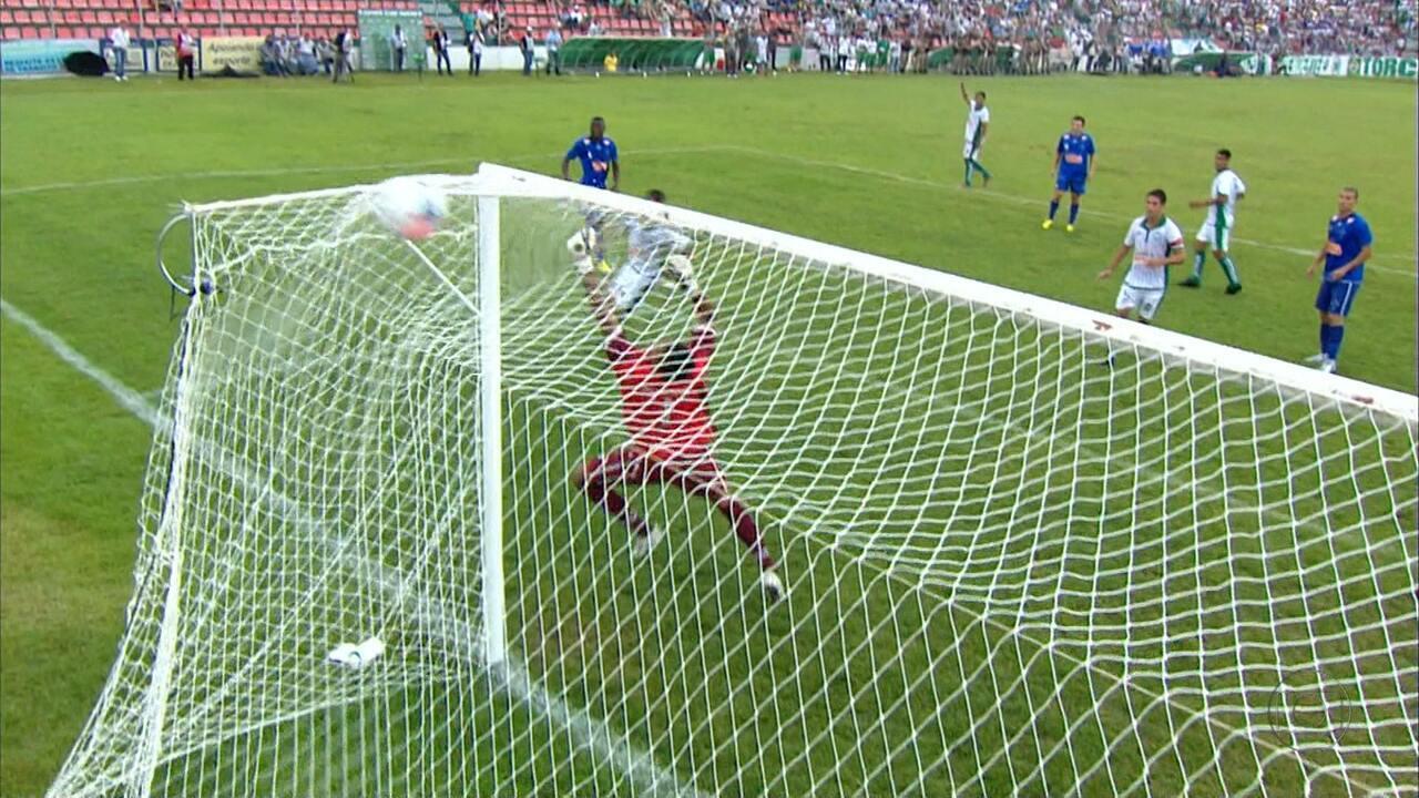 Cruzeiro vence Mamoré, por 4 a 1, em amistoso