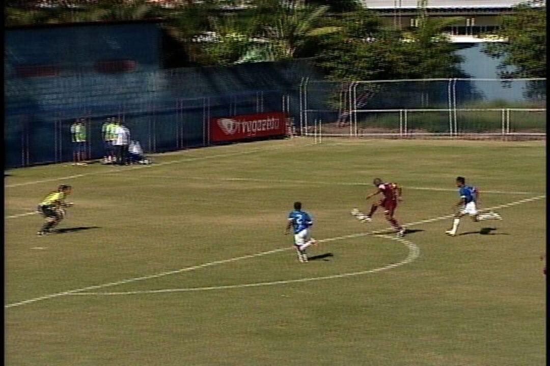 Os gols de Vitória-ES 0 x 5 Desportiva Ferroviária pelo Campeonato Capixaba 2013
