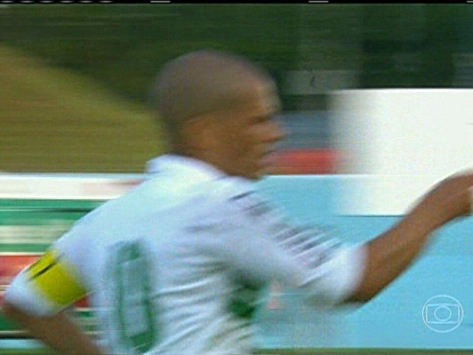 Pelo Paranaense, Coritiba bate o Londrina e fica com o título do primeiro turno