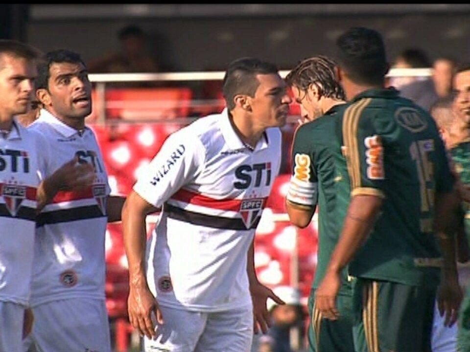 Melhores momentos: São Paulo 0 x 0 Palmeiras pela 11ª rodada do Campeonato Paulista