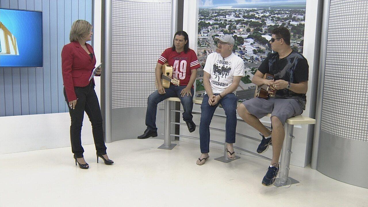 Kid Vinil faz show com clássicas dos anos 80 em Boa Vista