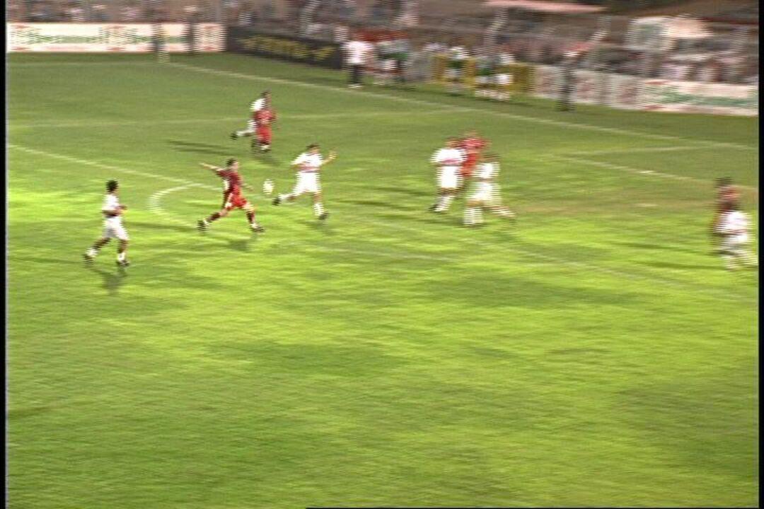 O gol de Desportiva Capixaba 1 x 0 Serra pelo Campeonato Capixaba 2000