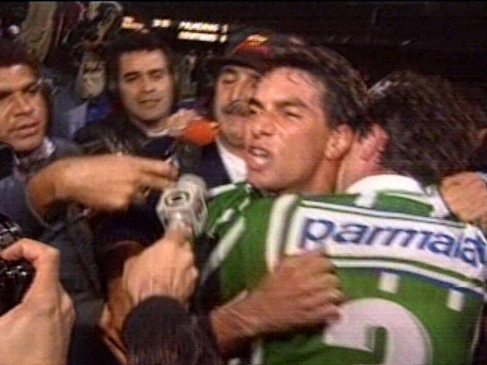 Fim do jejum: Palmeiras goleia o Corinthians e conquista o Paulistão de 1993