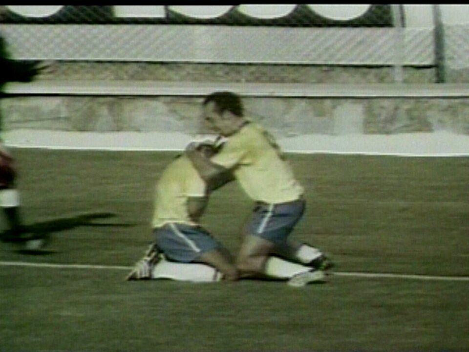 O jogo contra o México: a partida inesquecível para Clodoaldo na Copa de 1970