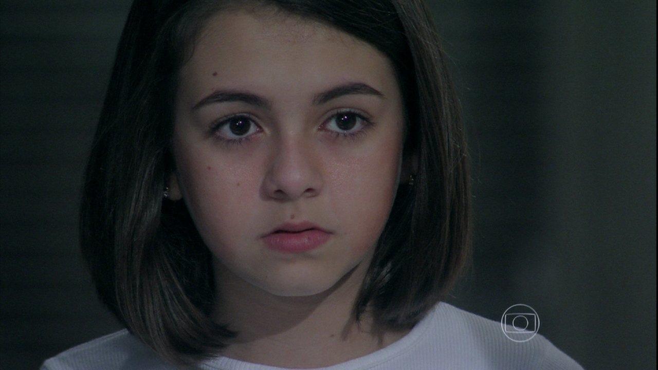 Amor à Vida - capítulo de segunda - feira, dia 08/07/2013, na íntegra - Paulinha ouve Paloma falar que não vai mais deixar Bruno vê-la, e Glauce confirma que roubou prontuário médico