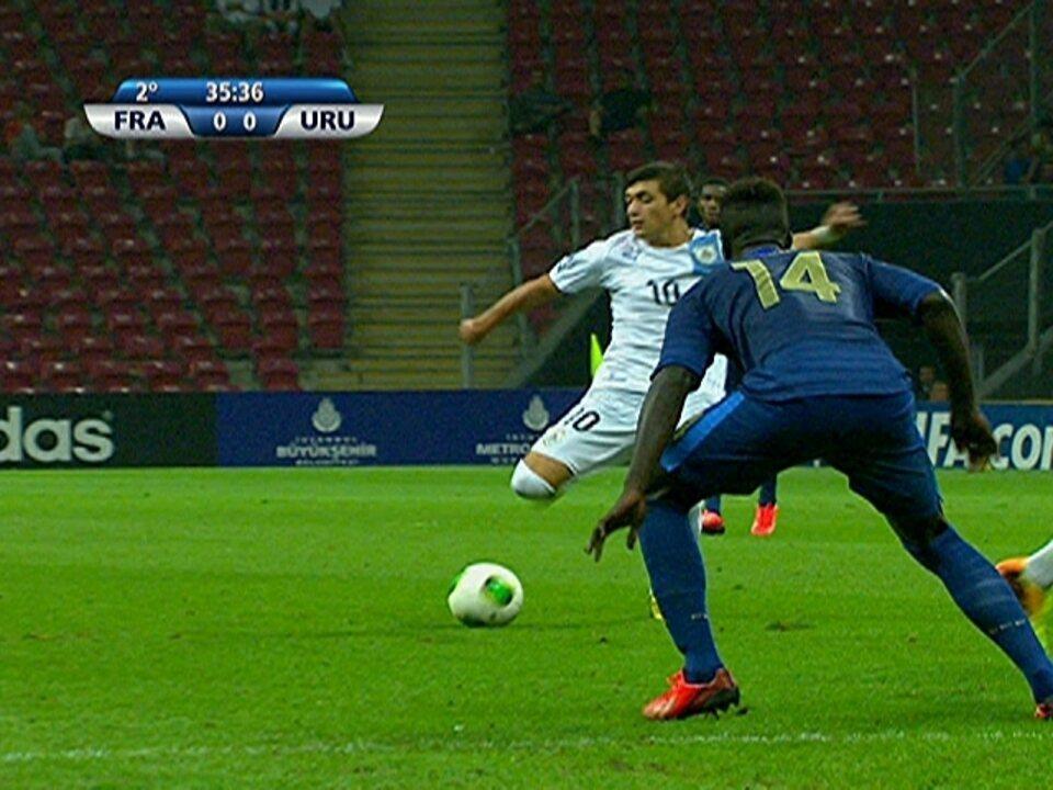 Melhores momentos: França 0 (4) x (1) 0 Uruguai pela final do Mundial Sub-20