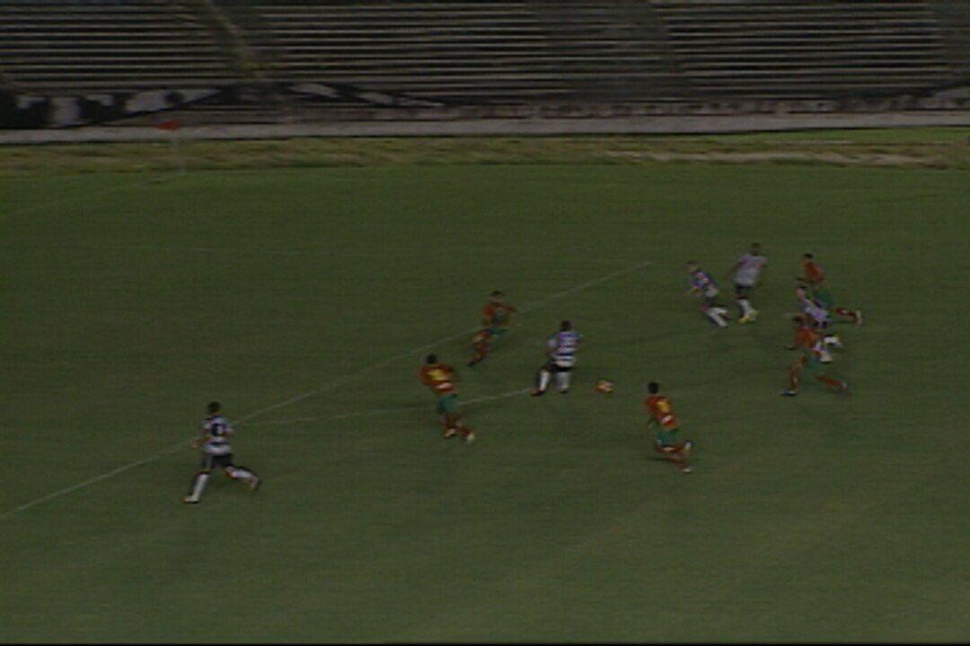Botafogo-PB vence o Juazeirense de virada e garante liderança