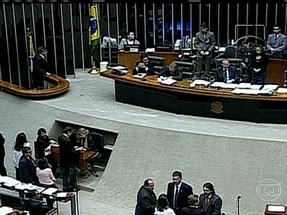 Em 2013, Congresso manteve veto da então presidente Dilma Rousseff a projeto que acabava com multa de 10% do FGTS
