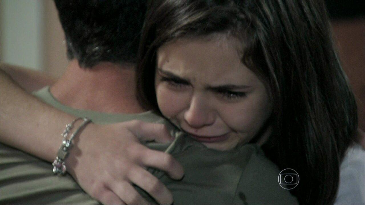 Amor à Vida - capítulo de segunda-feira, 14/10/2013, na íntegra - Aline pede para se casar com César